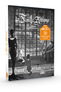 La Famille Addams, Le Coffret de cartes postales