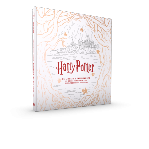 Harry Potter, Le grand livre de coloriage