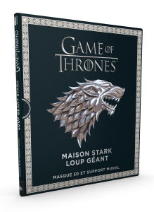 Game of Thrones, le masque Stark