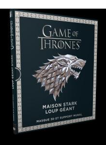 Game of Thrones, le masque Stark