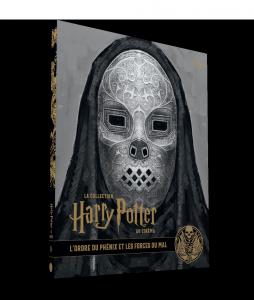 La collection Harry Potter au cinéma, vol 8