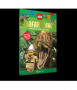 LEGO, dino safari