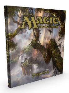 Tout l'art de Magic, Zendikar