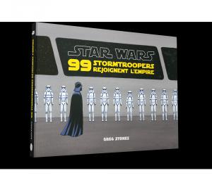 99 Stormtroopers rejoignent l'Empire