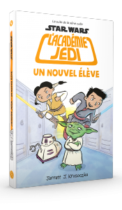 Star Wars : L'Académie Jedi : Vol. 4, Un nouvel élève