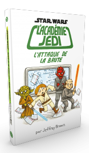 Star Wars : L'Académie Jedi : Vol. 3, L'Attaque de la brute