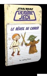 Star Wars : L'Académie Jedi : Le Réveil du cahier