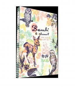 Bambi le Chevreuil par Nathalie Lété
