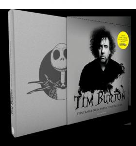 Tim Burton : Itinéraire d'un enfant particulier, nouvelle édition