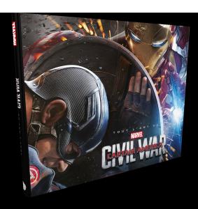 Tout l'art de Captain America III