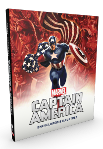 Captain America : L'Encyclopédie illustrée