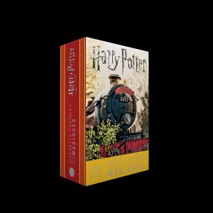 Harry Potter, 100 cartes postales magiques