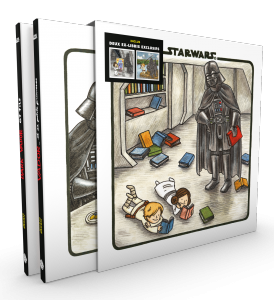 Star Wars : Coffret luxe Famille Vador 1