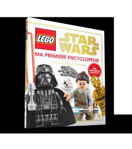 Lego Star Wars : Ma première encyclopédie