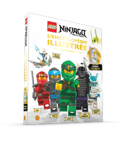 Lego Ninjago, L'Encyclopédie illustrée mise à jour et augmentée