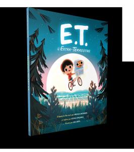 L'album illustré - E.T. L'Extraterrestre
