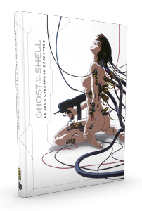 Ghost in the Shell, the perfect book