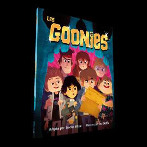 L'album illustré - Les Goonies
