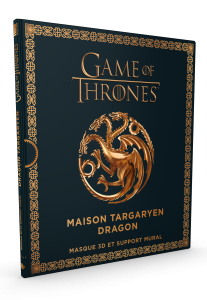 Game of Thrones, le masque Targaryen