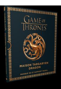 Game of Thrones, le masque Targaryen
