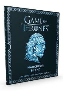 Game of Thrones, le masque Baratheon
