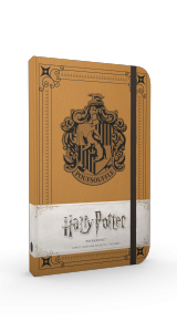 Harry Potter, mini-carnet Poufsouffle