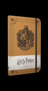 Harry Potter, mini-carnet Poufsouffle