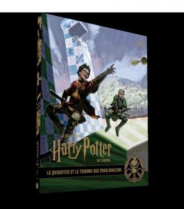 La collection Harry Potter au cinéma, vol 7