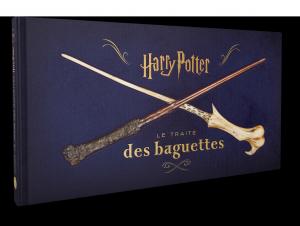 Harry Potter, le livre des baguettes