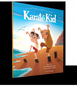 L'album illustré - Karaté Kid