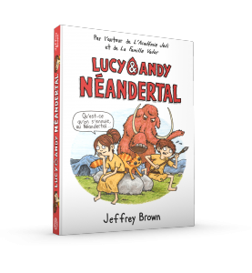 Lucy et Andy Neandertal 1