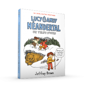 Lucy et Andy Neandertal 2
