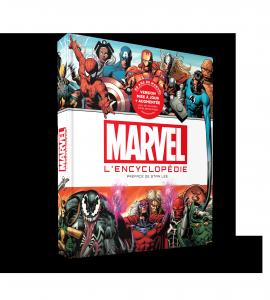 Marvel, l'encyclopédie (nouvelle édition)