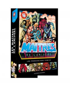 Ptit pop, T3 : Les Maîtres de l'Univers, les premiers mini-comics