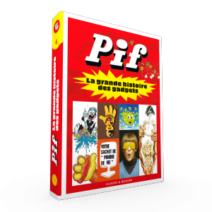 Ptit pop, T6 : Pif Gadget