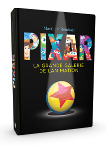 Pop-up Pixar, la grande galerie de l'animation