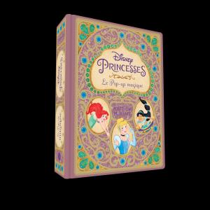 Disney Princesses, le pop-up magique