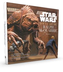 Star Wars - Tout l'art de Ralph Mac Quarrie T2