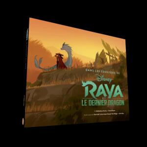 Dans les coulisses de Disney : Raya et le dernier dragon