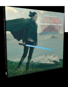 Star Wars - Tout l'Art de Star Wars : Les Derniers Jedi