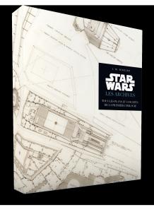 Star Wars : Les Archives, tous les plans et concepts de la première trilogie