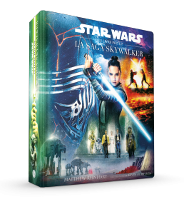 Star Wars : Le livre pop-up de la saga Skywalker