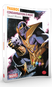 Thanos, un roman de l'univers Marvel