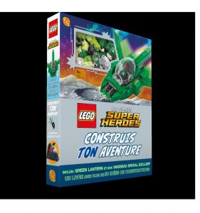 Construis ton Aventure Lego DC Comics