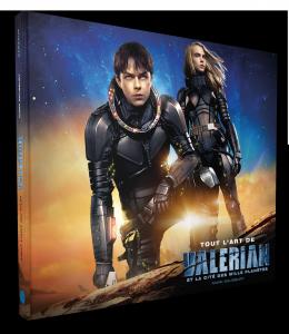 Tout l'art de Valerian et la cité aux mille planètes