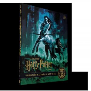 La collection Harry Potter au cinéma, vol 1