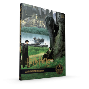 La collection Harry Potter au cinéma, vol 4