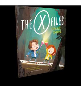 L'album illustré - X-Files