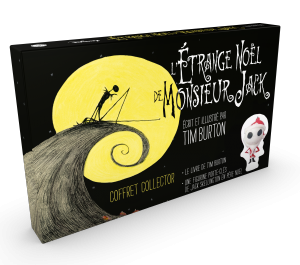 Coffret collector L'étrange Noel de Mr Jack, version 2