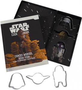 Star Wars Cookbook : Cookies Wookies, Soda Yoda et autres gourmandises galactiques